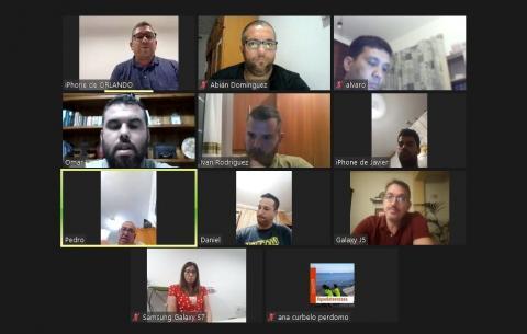 La Asamblea de la Federación Canaria de Vela Latina