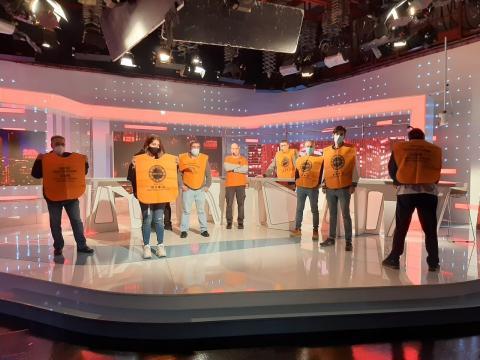 Trabajadores de RTVE