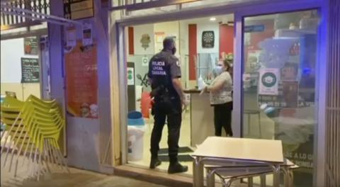 Policía Local de San Sebastián de La Gomera