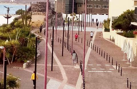Puerto del Rosario. Fuerteventura