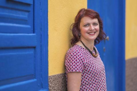 Ruth Acosta, consejera de Sí Podemos Canarias en el Cabildo de Tenerife