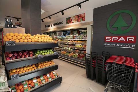 Supermercado Spar Gran Canaria