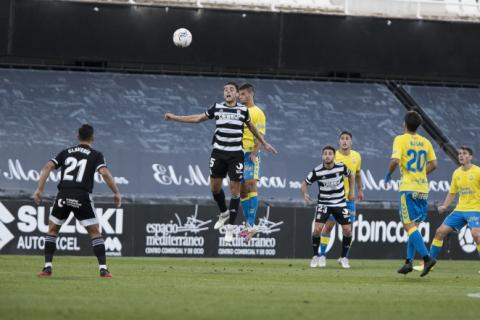 Cartagena 3 U.D. Las Palmas 0