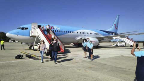 Avión de TUI