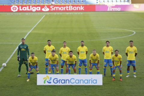 U.D. Las Palmas 1 - Real Oviedo 2