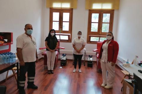 Donación de sangre en universidades canarias / CanariasNoticias.es