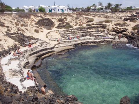 Charco del Palo. Haría. Lanzarote/ CanariasNoticias.es