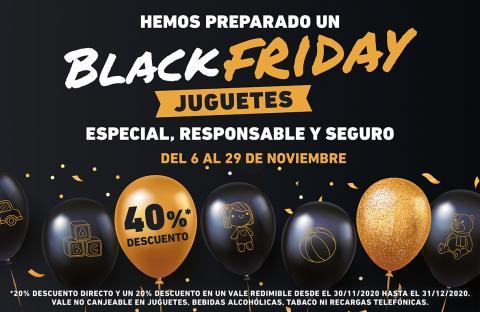HiperDino celebra su 'Black Friday'