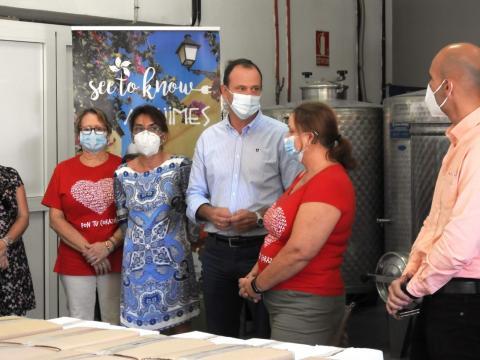 La almazara de Agüimes dona una parte de su producción a organizaciones benéficas / CanariasNoticias.es