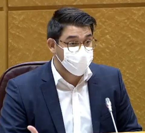 Fabián Chinea. Senador/CanariasNoticias.es
