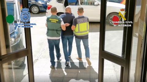 Detención en Tenerife responsable de un fraude de criptomonedas