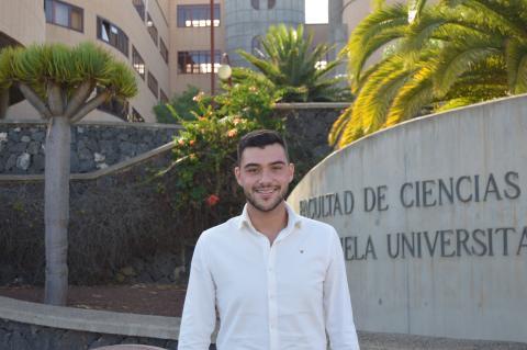 Brian Trujillo, NNGG del PP / CanariasNoticias.es