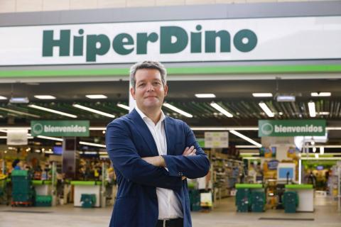 Eduardo Prieto director de IT de HiperDino