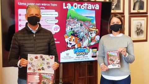 Francisco Linares y Delia Escobar/ CanariasNoticias.es