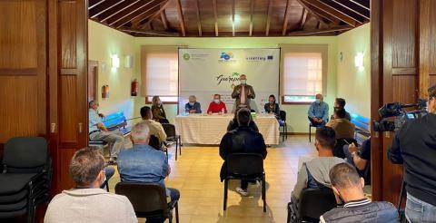 Guarapo. Guaraperos. Cabildo de La Gomera/ CanariasNoticias.es