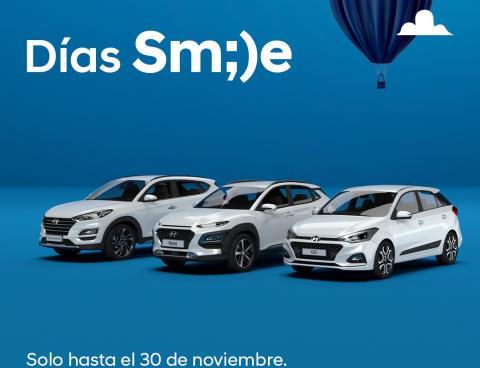 Campaña Días Smile de Hyundai