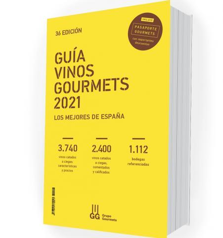 Guía Vinos Gourmets 2021
