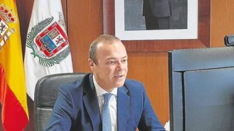 Augusto Hidalgo. Alcalde de Las Palmas de Gran Canaria. CanariasNoticias.es