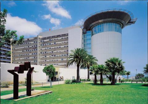 Hospital Universitario de Canarias. HUC. Tenerife