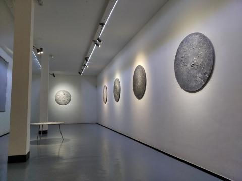 Exposición 'Lunas de Bronzo' en La Laguna. Tenerife