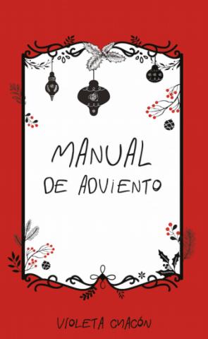 """Portada del libro """"Manual de Adviento"""" / CanariasNoticias.es"""