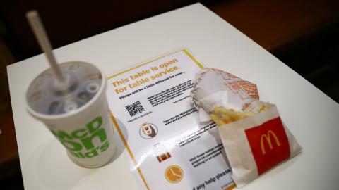 Comida McDonald's