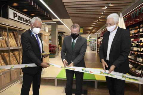 Inauguración de nueva tienda de HiperDino en Las Palmas de Gran Canaria / CanariasNoticias.es