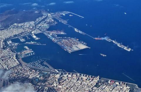 Puerto de Las Palmas de Gran Canaria/ CanariasNoticias.es