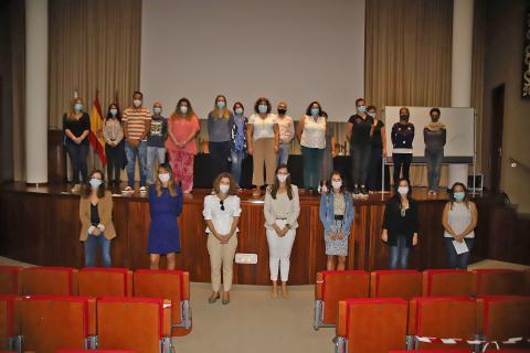 El Cabildo de Lanzarote contrata a 20 nuevos desempleados a través del FAE