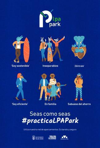 LPA Park de Sagulpa, Las Palmas de Gran Canaria