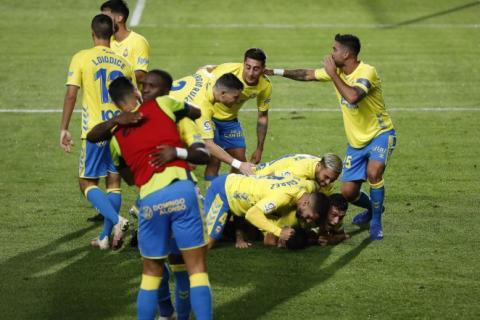 U.D. Las Palmas 1 - C.D. Tenerife 0. CanariasNoticias.es