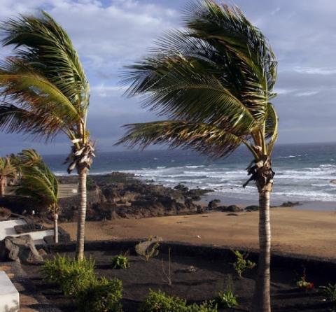 Vientos en Lanzarote/CanariasNoticias.es
