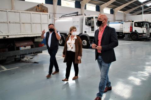 Rehabilitación de instalaciones de Limpieza en Jinámar / CanariasNoticias.es