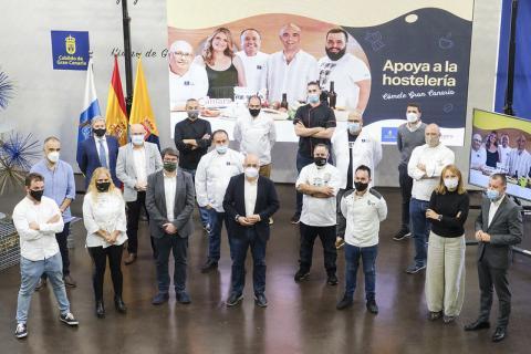 """Presentación de la Campaña """"Cómete Gran Canaria"""" / CanariasNoticas.es"""