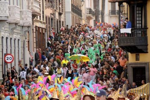Carnaval de La Orotava (Tenerife) / CanariasNoticias.es
