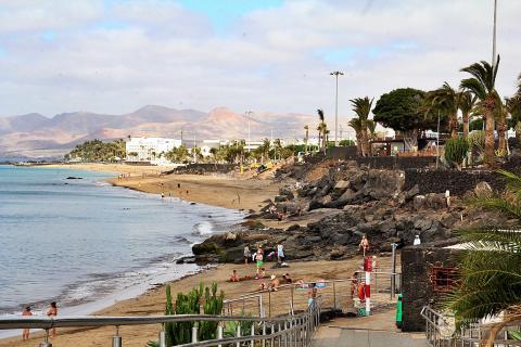 Puerto del Carmen, Tías. Lanzarote / CanariasNoticias.es