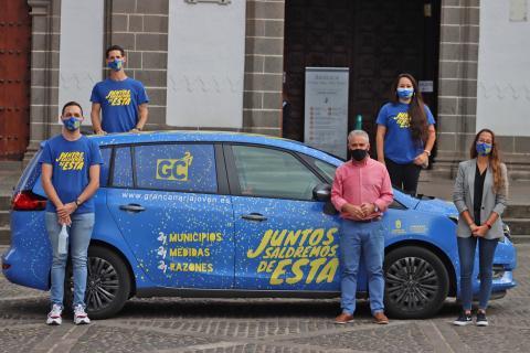 Cierre de campaña 'Juntos saldremos de esta' / CanariasNoticias.es