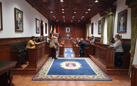 Comisión Especial de Cuentas de Telde / CanariasNoticias.es