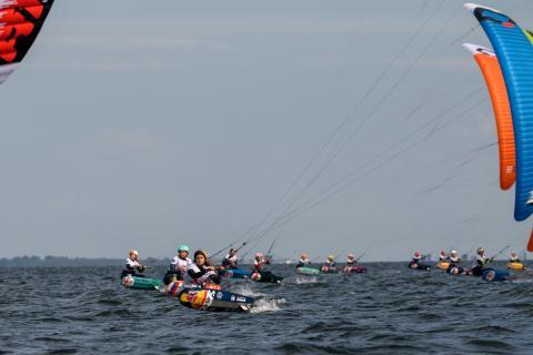 Competición de kitefoil / CanariasNoticias.es