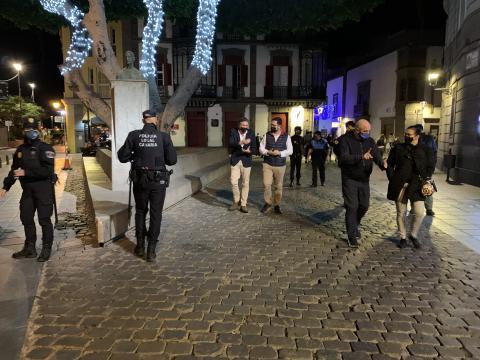 Nuevas medidas de apoyo al ocio nocturno de Las Palmas de Gran Canaria / CanariasNoticias.es
