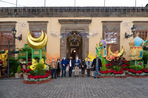 Semana de las Flores en Gáldar / CanariasNoticias.es