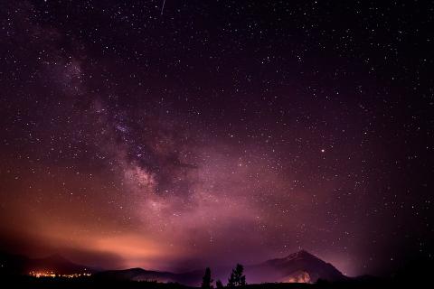 ¿Qué eventos astronómicos podrán verse en España durante este diciembre?