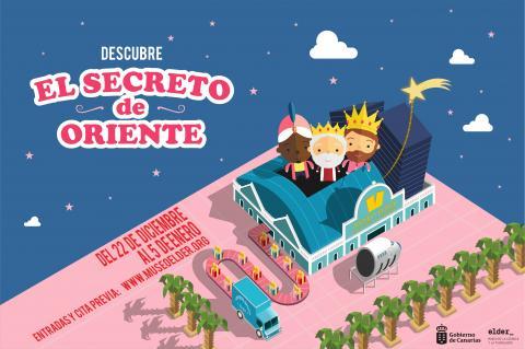 Ruta 'El Secreto de Oriente' del Museo Elder / CanariasNoticias.es