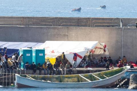 Pateras. Inmigración. Rescate/CanariasNoticias.es