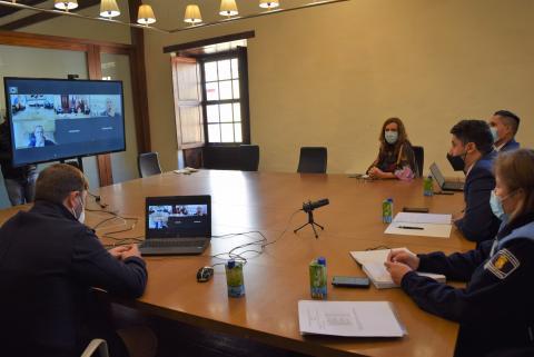 Reunión La Laguna y Santa Cruz de Tenerife / CanariasNoticias.es