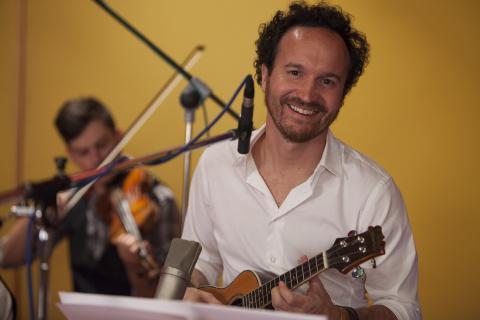 Compositor tinerfeño Juan Antonio Simarro / CanariasNoticias.es
