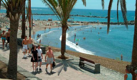 Turistas en Canarias/ canariasnoticias.es
