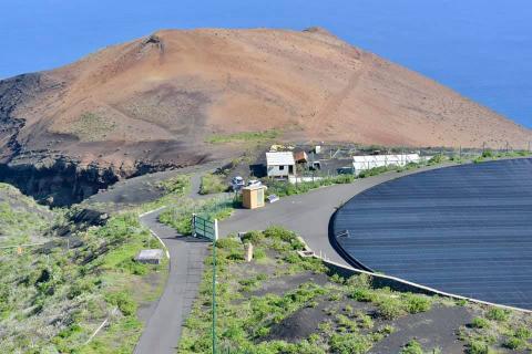 Centro de Acogida Temporal de Inmigrantes (CATI) El Hierro / CanariasNoticias.es