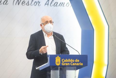 Antonio Morales, Presidente del Cabildo de Gran Canaria / CanariasNoticias.es