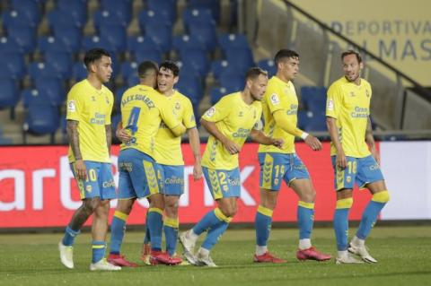 U.D. Las Palmas 2 - C.D. Leganés 1/ canariasnoticias.es